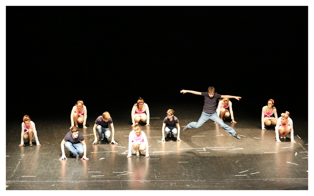 corrida dancing
